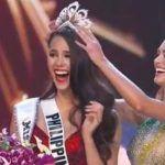 La filipina Catriona Gray se convierte en Miss Universo