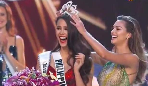 Photo of La filipina Catriona Gray se convierte en Miss Universo