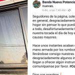 A mano armada, asaltan a músicos en Cuchicuato