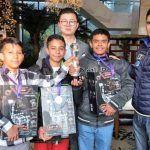Estudiantes penjamenses ganan 2° lugar en Torneo Mundial de Robótica