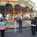 Entregan más de 4 mil juguetes en Circuito Navideño