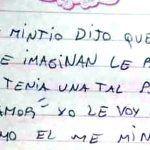 Hija descubre en WhatsApp que su padre tiene novia y escribe una épica carta