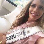 Miss España desfila en traje de baño y cautiva en Instagram
