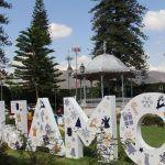 Jardín Principal de Pénjamo, uno de los más bellos del suroeste de Guanajuato