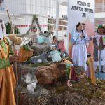 Adultos mayores celebran posada navideña en Centro Gerontológico
