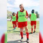 Sthefania Conejo, una apasionada y exitosa del fútbol