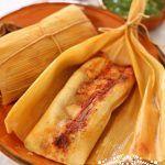 Receta: tamales