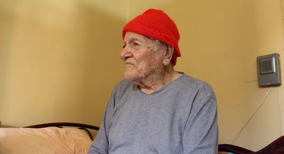 Photo of José Jesús, fue apasionado por el campo y su familia; ahora vive en un asilo