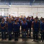 Inaugura alcaldesa de Cuerámaro empresa de calzado