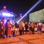 Conviven familias cueramarenses en celebración del Día de Reyes Magos