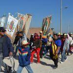 Realizan actividades preventivas en Cuerámaro para salvaguardar seguridad de peregrinos