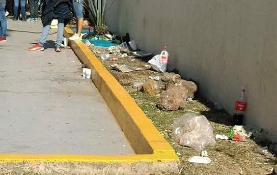 Photo of Generar basura mientras esperan combustible