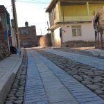 Avanza una calle más para Laguna Larga de Cortés