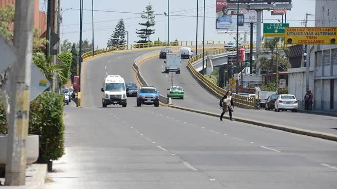 Photo of Sí vas hacia salida León no podrás usar el puente Siglo XXI; realizan trabajos de reparación