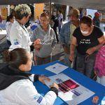 CAISES Abasolo coordina Feria de la Salud