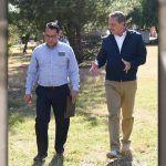 Nombra Ortiz a encargado de Parques y Jardines