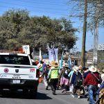 Protección Civil de Irapuato se prepara para recibir a peregrinos