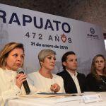 Celebran 472 aniversario de Irapuato