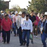 Inauguran Red de Drenaje Sanitario en Tacuba