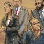 Se quedan sin luz en juicio de 'El Chapo' y un asistente grita '¡Se ha ido!'