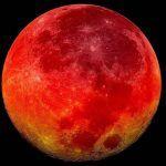 No te pierdas el primer eclipse lunar total del año
