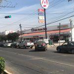 Fila de más de 3 kilómetros para cargar gasolina en Prolongación Guerrero