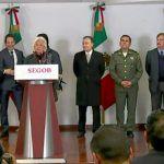 Gobernadores, satisfechos con plan de AMLO contra huachicoleo