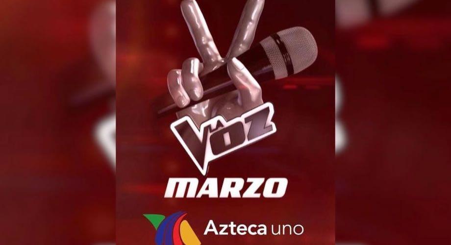 Photo of La voz México ahora por TV Azteca