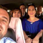 """Diputados del PAN comparten vehículo para """"ahorrar"""" gasolina, pero siguen ganando lo mismo"""