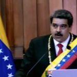 "Maduro grita ""¡Viva México!"" durante su toma de protesta"