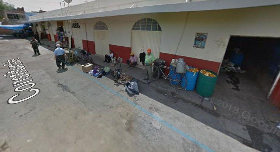 Photo of Tres comerciantes heridos en tianguis cerca del mercado Guerrero