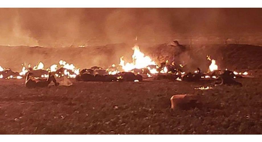 Photo of Aumenta a 93 muertos tras explosión de ducto en Hidalgo