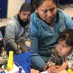 Naydelin de 3 años escuchó por primera vez; la SSG, inició campaña de implante coclear