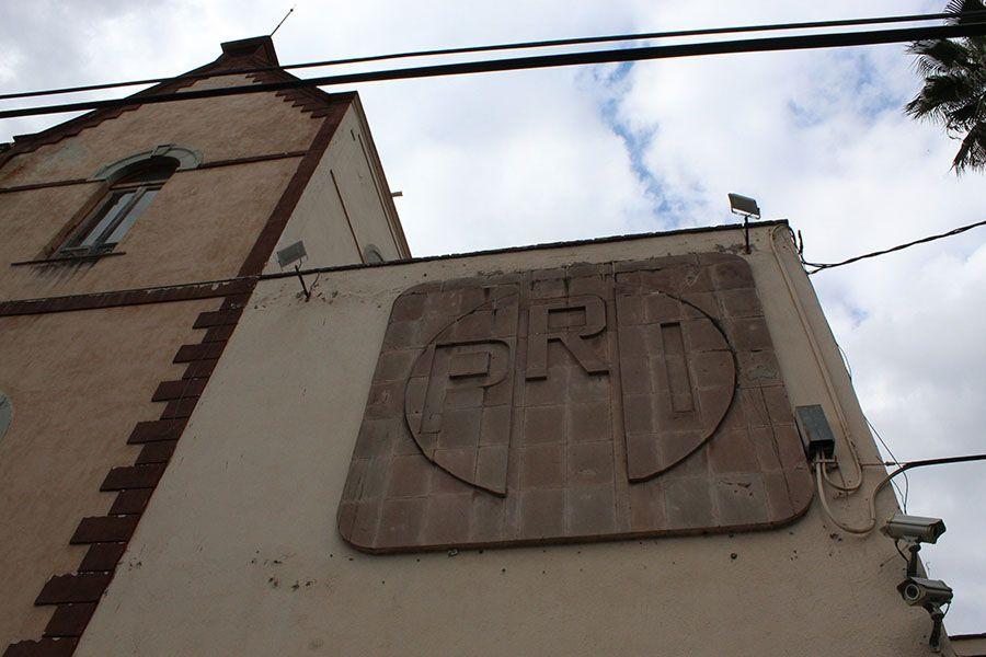 Oficina del PRI en Guanajuato