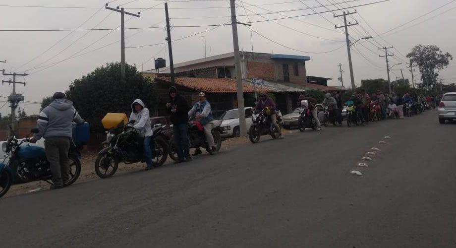 Photo of Afectaciones en Pueblo Nuevo por desabasto de gasolina
