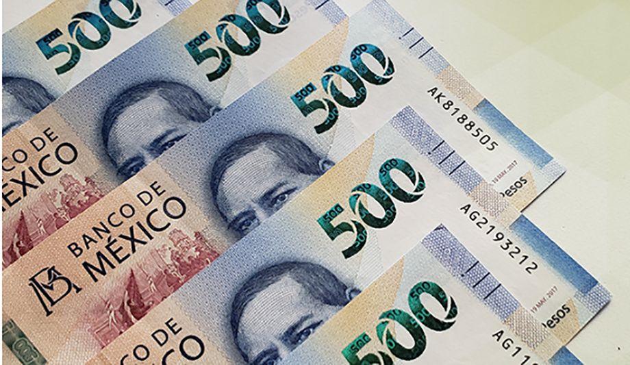 A Contracorriente De Una Apreciación Generalizada Del Dólar En El Mercado Internacional Peso Mexicano Cerró Jueves Con Ganancias Fe La Divisa