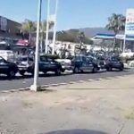 SEMEFO, Cruz Roja y Policías… Sin gasolina.