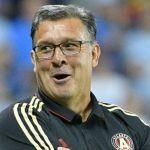 Tata Martino ya firmó el contrato para ser el nuevo técnico de la selección mexicana