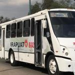 Conductores de transportes recibirán capacitación en Irapuato