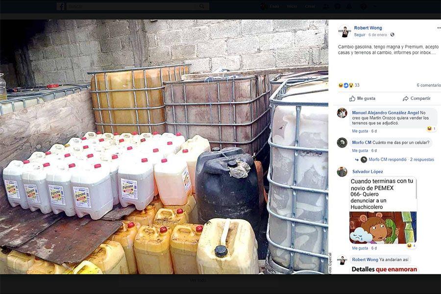 """Photo of Huachicoleo pasa a ser legal y con ganancias muy """"jugosas"""""""