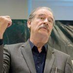 """""""Es un pinch… cuento chino"""", responde Vicente Fox a AMLO sobre huachicoleo"""