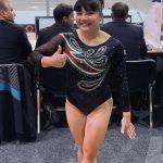 Alexa moreno sigue siendo de las mejores gimnastas mexicanas