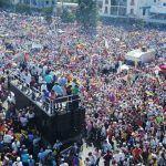Marchas en Venezuela por salida de Nicolas Maduro