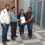 Firma municipio acuerdo para apoyos a comunidades rurales
