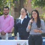 Arranca programa «Alcaldesa en tu Escuela»: Cuerámaro