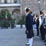 Celebran aniversario de la Constitución Mexicana
