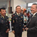 Reconoce compromiso del ejército con Irapuato