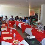 Sesiona COMUNDERS, presentan Plan Anual de actividades