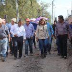 Avanza drenaje en Rodeo de Ayala Carrizo de Ledesma y el Jagüey