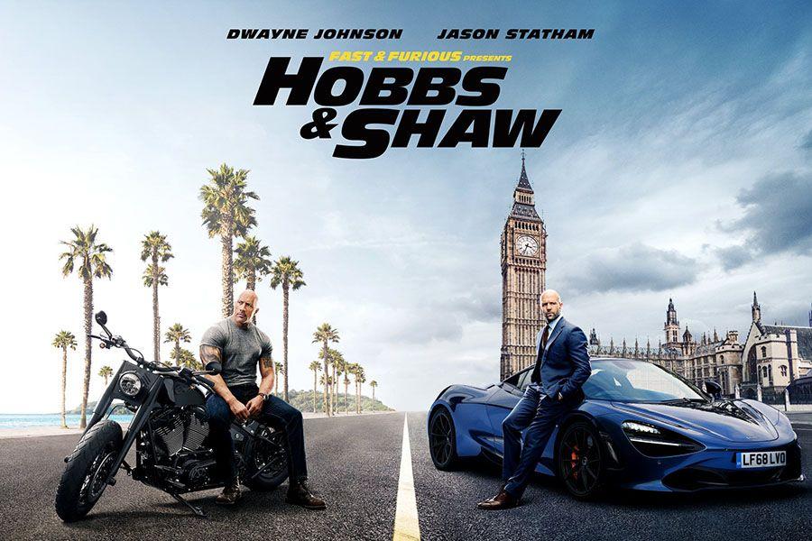 Rápidos y Furiosos presenta: Hobbs & Shaw
